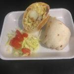 Café de Mesilla Burrito